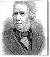 Sir Charles E. Trevelyan Canvas Print