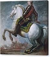 Sir Jeffrey Amherst Canvas Print