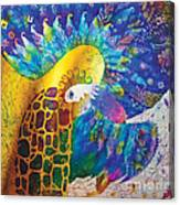 Sirin The Bird Canvas Print