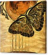 Six-string Art II Canvas Print