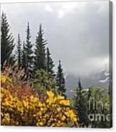 Skagway Alaska 2 Canvas Print