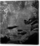 Skippin Rock  Canvas Print