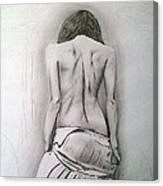 Skirt II Canvas Print