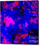 Sky Abstract  Canvas Print