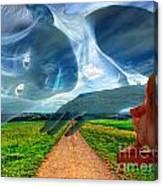 Sky Life Canvas Print