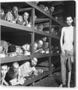 Slave Laborers In A German Canvas Print