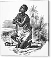 Slavery: Abolition Canvas Print
