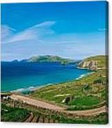 Slea Head & Blasket Islands, Dingle Canvas Print