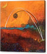 Sleep Tight St Louis Canvas Print