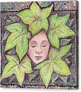 Sleeping Spirit Canvas Print