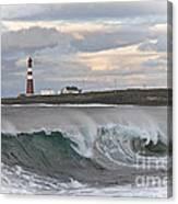Slettnes Beacon  Canvas Print