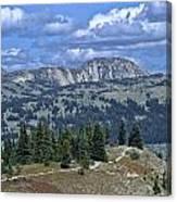 Slocan Valley Canvas Print