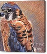 Small Hunter Canvas Print