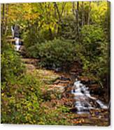 Small Stream Canvas Print