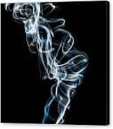 Smoke-5 Canvas Print