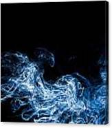 Smoke 7 Canvas Print