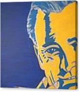 Smokeless Canvas Print