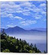 Smoky Mountains Canvas Print