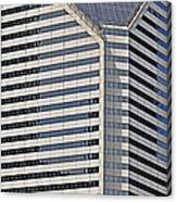 Smurfit And The Bean Canvas Print