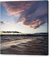 Soaring Beach Canvas Print