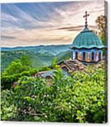 Sokolski Monastery Canvas Print