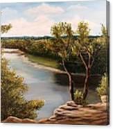 Solado Creek Canvas Print