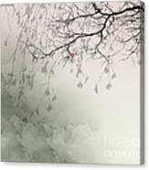 Song Of The Fall Season Canvas Print