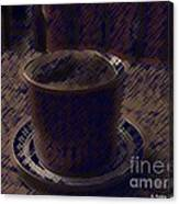 Souffle Canvas Print
