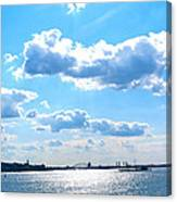 South Ferry Water Ride19 Canvas Print