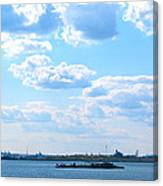 South Ferry Water Ride21 Canvas Print
