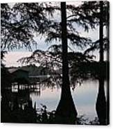 Southern Lake Canvas Print