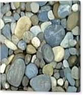 Southern Pebbles Canvas Print