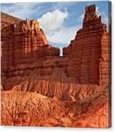 Southwest Desert Scene Canvas Print