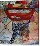 Southwestern Composite Canvas Print