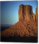 Southwestern Evening Canvas Print