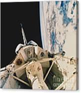 Space Shuttle Columbia Canvas Print