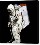 Spacesuit Used By Gemini Viii Canvas Print