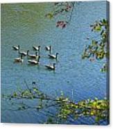 Spanish Armada Canvas Print