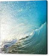Sparkling Wave IIi Canvas Print