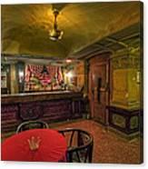 Speakeasy Club -- Butte Montana Canvas Print