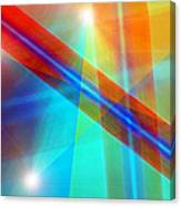 Spectrum Correction Canvas Print