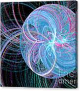 Spherical Symphony Canvas Print