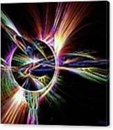 Spin Cycle Canvas Print