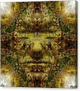 Spirit Of Woods Canvas Print
