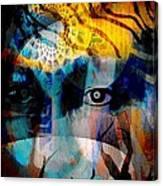 Spiritual Visitation Canvas Print