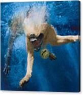 Splashdown 2 Canvas Print