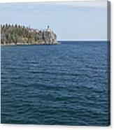 Split Rock Lighthouse 80 Canvas Print