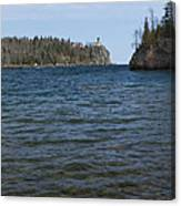 Split Rock Lighthouse 86 Canvas Print