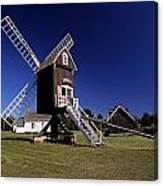 Spocott Windmill Canvas Print