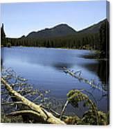 Sprague Lake Rocky Mountain National Park Canvas Print